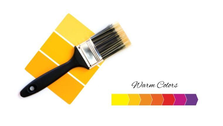 黄色カラースキーム
