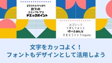 フォントデザイン
